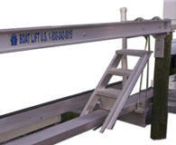 Boat Lift and Dock Accessories : Aluminum Boat : PWC Lifts