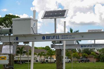 Jet Ski Lifts For Sale >> Solar Boat Lift U.S. : Boat Lift U.S.